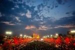 Kerbela'da Erbain merasimlerine 13 milyondan fazla ziyaretçi katıldı