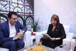 اختصاص کافه هنر نمایشگاه بولونیا به هنرمندان ایرانی
