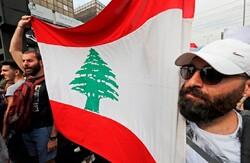 """هتافات """"نحن ابناء الخميني وسط بيروت"""""""