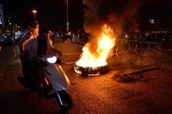 اعتراضات لبنان و تلاش برای تضعیف حزبالله/ وقتی صهیونیستها ذوق زده میشوند!
