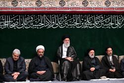 Arbaeen mourning at Imam Khomeini Hussainia