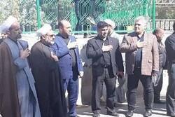برپایی موکب پیشوا در عراق نتیجه همیاری و تلاش مردم و مسئولین است