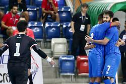 صعود کویت و لبنان به جام ملتهای فوتسال آسیا