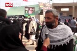 اربعین حسینی عامل وحدت مسلمین جهان است