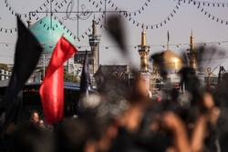 مراسم أربعينية الإمام الحسين في مشهد /صور