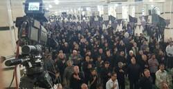 کرمانشاه در اربعین حسینی غرق در سوگ و ماتم است