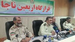 رضایت زائران ازخدمات نیروی انتظامی/تردد۵۷ درصد زوار از مهران