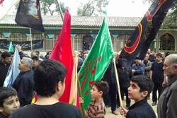 عزاداری مردم رودسر در اربعین سرور و سالار شهیدان