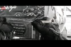 موکب شهدای مدافع حرم در مرز شلمچه میزبان عاشقان