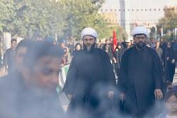 راهپیمایی جاماندگان اربعین در تهران -۳