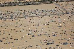 موج بازگشت زائران اربعین از مرز مهران