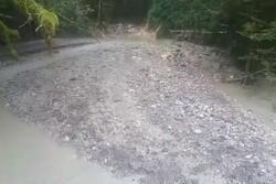 عملیات سازه بند سنگی ملاتی میجران در کنترل سیلاب موثر است