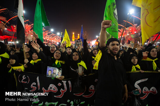 افزایش شمارموکب داران ایرانی و همکاری دولت عراق خدمات را بهتر کرد
