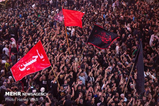 آخرین آمار ورود و خروج زائران حسینی طی ۱۲ ساعت گذشته