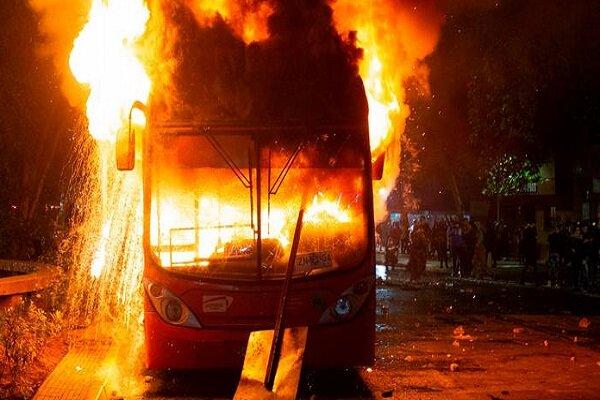 ادامه اعتراضات در شیلی/آمار متفاوت کشته ها