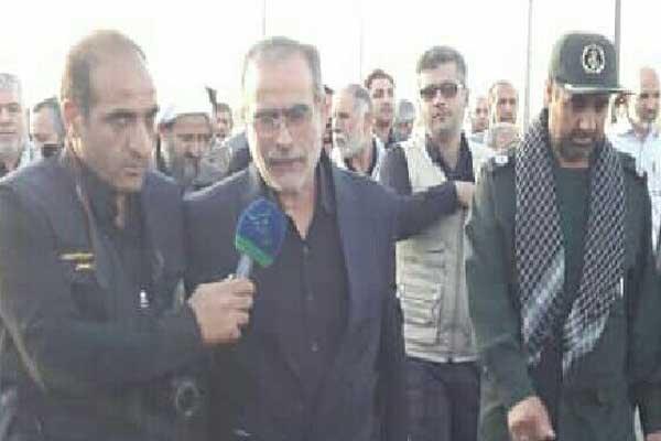 عظمت اربعین حسینی با حضور با شکوه مردم در قرچک به نمایش گذاشته شد