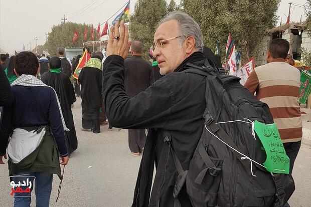 گفتگوی اربعینی با اولین مجری ایرانی کربلا