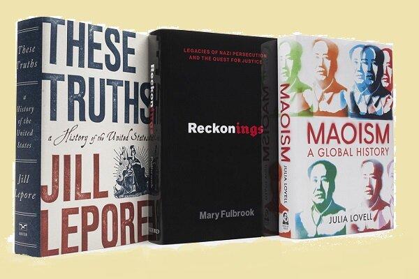 فینالیستهای جایزه کاندیل معرفی شدند/ بهترین کتابهای تاریخی سال