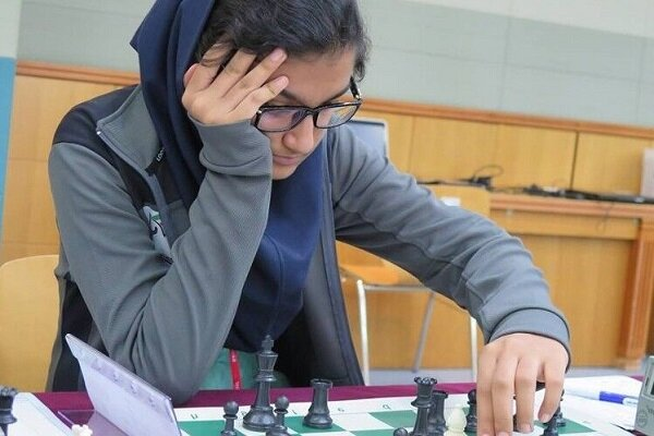 Young Iranian female chess player tops World Youth Chess rankings
