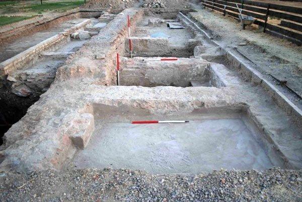 Remnants of Safavid-era bathhouse discovered