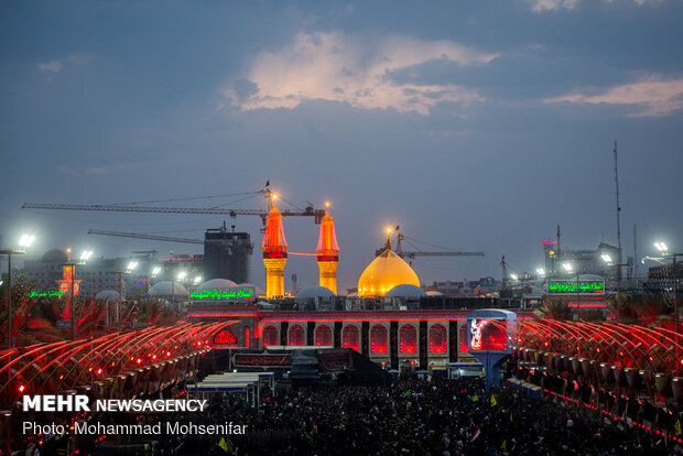 Imam Hussein ingrained resistance to injustice in our hearts