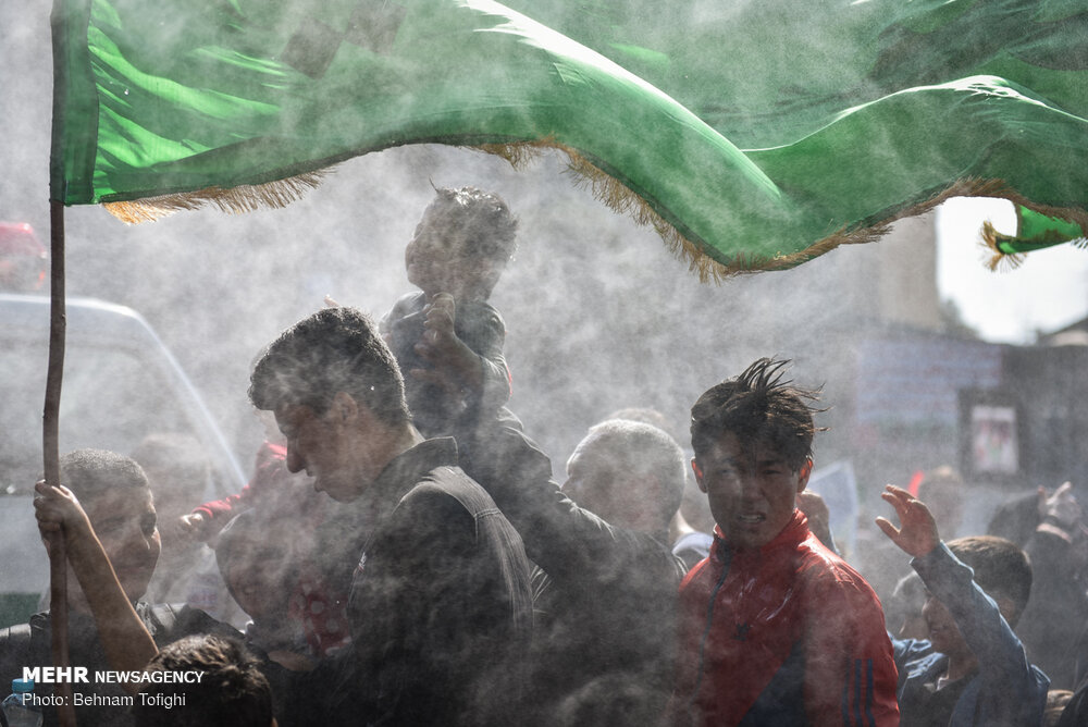برگزاری مراسم جاماندگان اربعین در تهران منوط به نظر ستادکرونا است