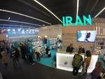 71. Frankfurt Kitap Fuarı'nda İran standı