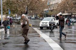 کاهش محسوس دمای هوا در کرمانشاه