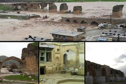 اختصاص ۲۴ میلیارد برای جبران خسارتهای سیلاب به میراث فرهنگی لرستان