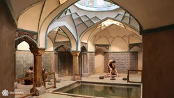 Have you ever tried a lifetime Persian ancient spa?
