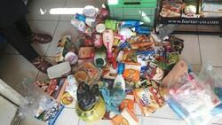 کشف ۵ هزار قلم مواد خوراکی تاریخ مصرف گذشته در مهران