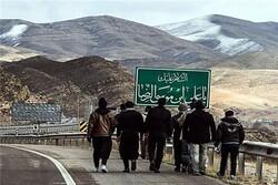 چهارهزار و۶۰۰زائر پیاده از کاشمر و خلیل آباد راهی مشهد خواهند شد