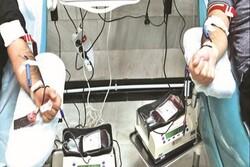 افزایش ۳۴ درصدی اهداکنندگان خون در ایام اربعین حسینی