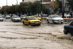 اخطاریه هواشناسی درباره احتمال آبگرفتگی معابر در جنوب کشور