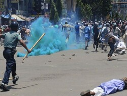 بنگلہ دیش میں پولیس کی فائرنگ سے 5 مظاہرین ہلاک
