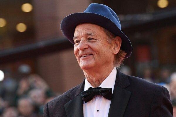 بیل موری در جشنواره فیلم رم تجلیل شد/ محبوب ترین بازیگر از نظر وی