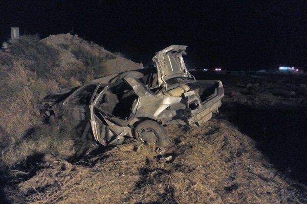 هفته پرحادثه خراسان جنوبی/ مرگ ۱۱ نفر در تصادفات جاده ای