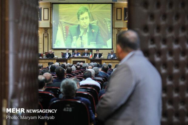 نشست نمایندگان اتاق بازرگانی ایران با رئیس بانک مرکزی