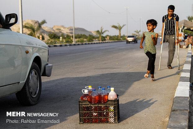 محله ای محروم و معلول در قطب اقتصاد ایران
