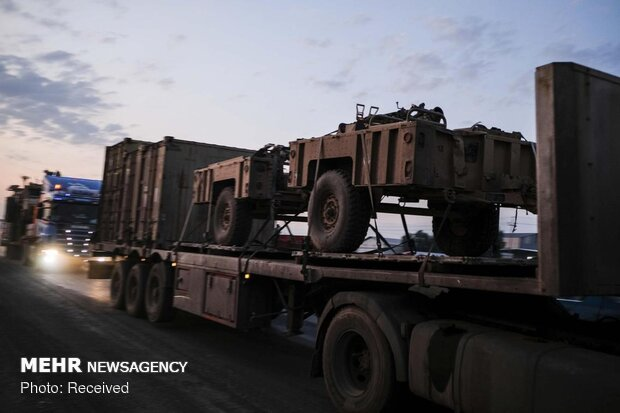 انسحاب القوات الامريكية من شمال سوريا