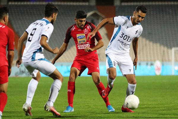 Persepolis defeat Paykan in Iran Professional League