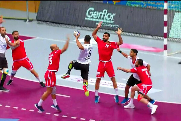 Iran handball fails to win Olympics quota