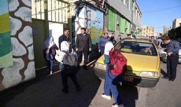 سرویس مدارس در دزفول حق افزایش غیرقانونی قیمت ندارند