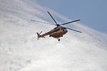 سقوط یک چوپان از ارتفاعات شهرستان اردل/ امداد رسانی با بالگرد