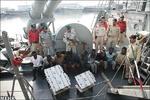 دزدی دریایی کم شد/ گروگانگیری فقط ۴۹ خدمه کشتی