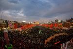 آمار ثبت شده کل زوار حسینی در اربعین امسال