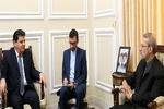 لاريجاني: الإضرار بالسلامة الإقليمية لسوريا سيفاقم مشاكل الشعب السوري