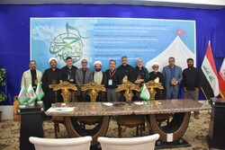 ششمین دوره کنگره بینالمللی اربعین «عهد مع الحسین(ع)» برگزار شد
