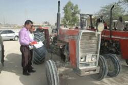 ۴۴ میلیون لیتر سوخت بین بهره برداران بخش کشاورزی قزوین توزیع شد