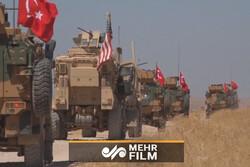 ایران مخالف تهاجمات نیروهای ترکیه در سوریه است
